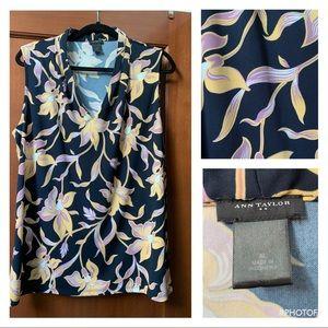 XL Ann Taylor sleeveless blouse